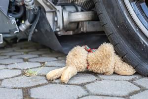 Fahrlässige Körperverletzung ist im Straßenverkehr besonders häufig anzutreffen.
