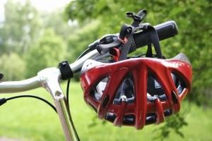 Schmerzensgeld bei einem Fahrradunfall: Ein verunfallter Radler kann sich seine Schmerzen entschädigen lassen.
