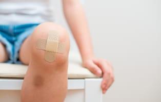 Schmerzensgeld: Eine leichte Körperverletzung kann auch zu geringfügig für Forderungen sein.