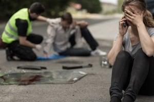 Möglich ist Schmerzensgeld für psychische Schäden, die durch das Erleben eines Unfalls entstanden.