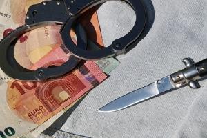 Geldstrafe: Gebunden ist die Höhe der Strafe an den Tagessatz.